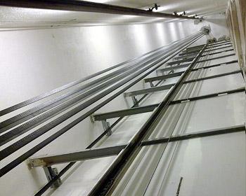 Rekonstrukce výtahové šachty